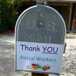 I'm a postal worker. In the coronavirus pandemic, I am my customers' link to the world.