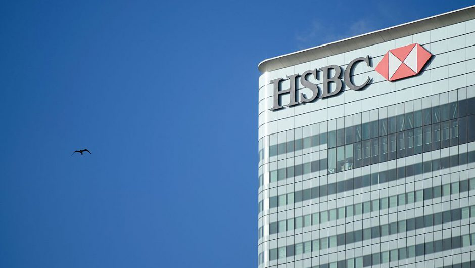 HSBC reports first quarter 2020 earnings amid coronavirus pandemic