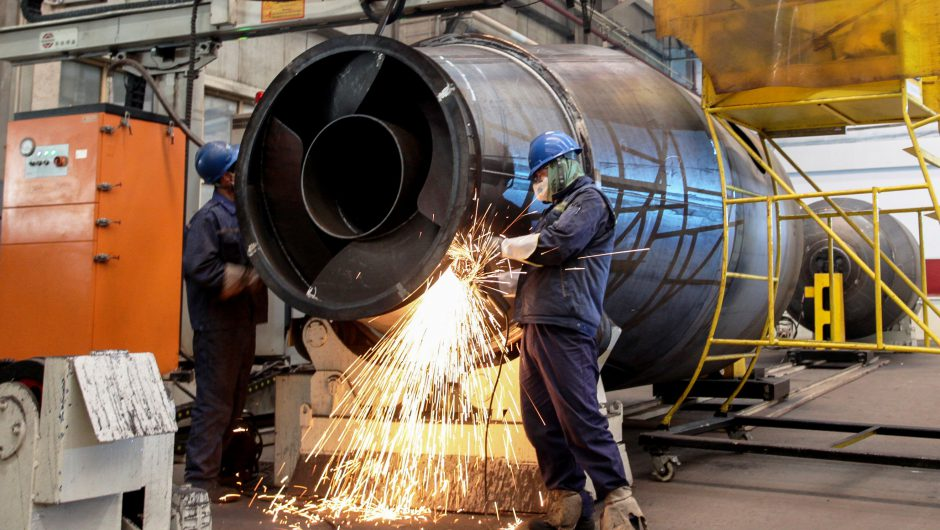 China April manufacturing data released as coronavirus lockdowns ease