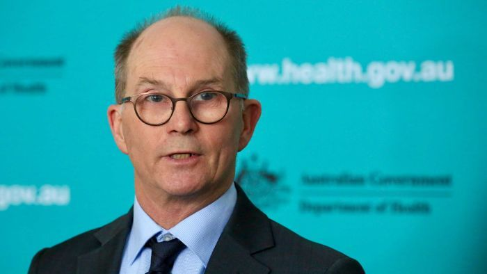 Deputy Chief Medical Officer doesn't rule out forcing Australians to download the Government's coronavirus tracing app – Politics