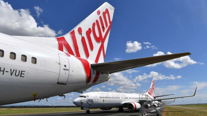 Virgin Australia offered $200m coronavirus lifeline by Queensland Government – Politics