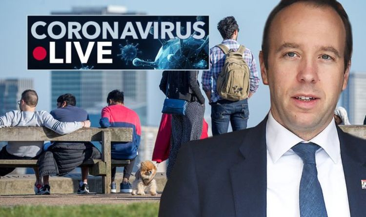 Coronavirus map LIVE: Lockdown to ease as millions permitted to mingle in 'clusters' | UK | News