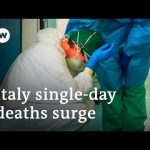 Coronavirus update: Italy struggles to combat 'tsunami' of cases | DW News