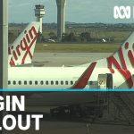 Virgin Australia offered $200m coronavirus lifeline by Queensland Government | ABC News