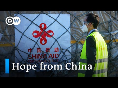 Coronavirus: China on the mend helps world heal | DW News