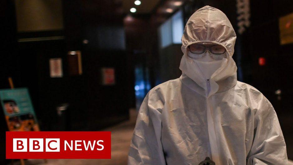 Coronavirus: China outbreak city Wuhan raises death toll by 50% – BBC News
