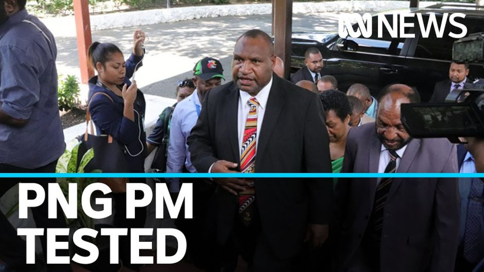 PNG's PM tested for coronavirus after worker at COVID-19 operations centre tests positive | ABC News