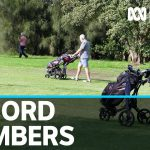 Golf officials defend leaving courses open as Victoria says no amongst COVID-19 shutdowns | ABC News