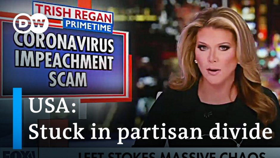Coronavirus: Will US partisan divide increase the damage?   DW News