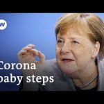 Coronavirus: Merkel lays out plan to loosen Germany's partial lockdown | DW News