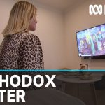 Parishioners marking Orthodox Easter from home due to coronavirus restrictions | ABC News