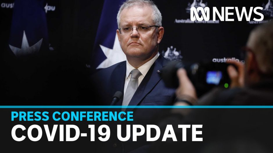 Coronavirus restrictions to remain in place for at least four weeks, Scott Morrison says   ABC News