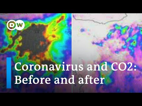 Coronavirus leads to decrease in CO2 emissions: Can it last? | DW News