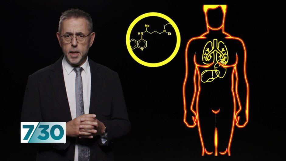 Dr Norman Swan looks at potential coronavirus treatments   7.30