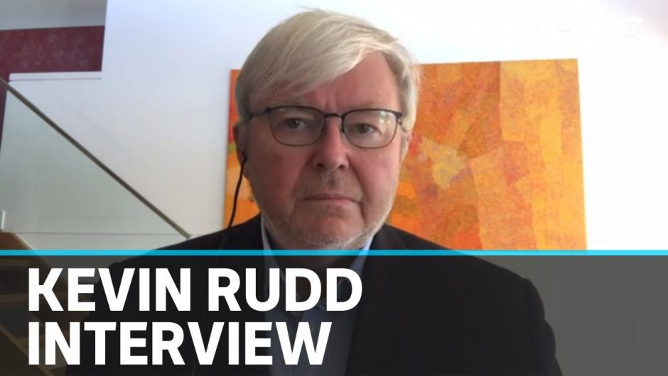 Kevin Rudd blasts Trump's 'appalling lack of preparedness' in coronavirus response | ABC News