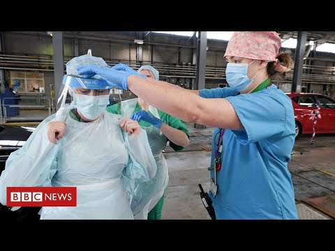 Coronavirus:  Govt denies it shunned EU supplies for political reasons – BBC News