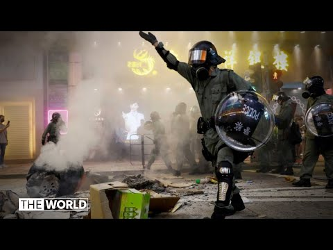 Hong Kong's battle for democracy to continue despite coronavirus lockdown   The World