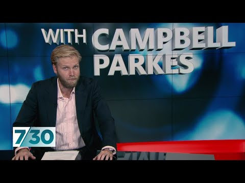 Satirical shock jock Campbell Parkes rails against the coronavirus lockdown | 7.30