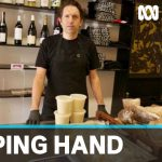 Restaurants mobilise to feed cohort of unemployed foreign workers  | ABC News
