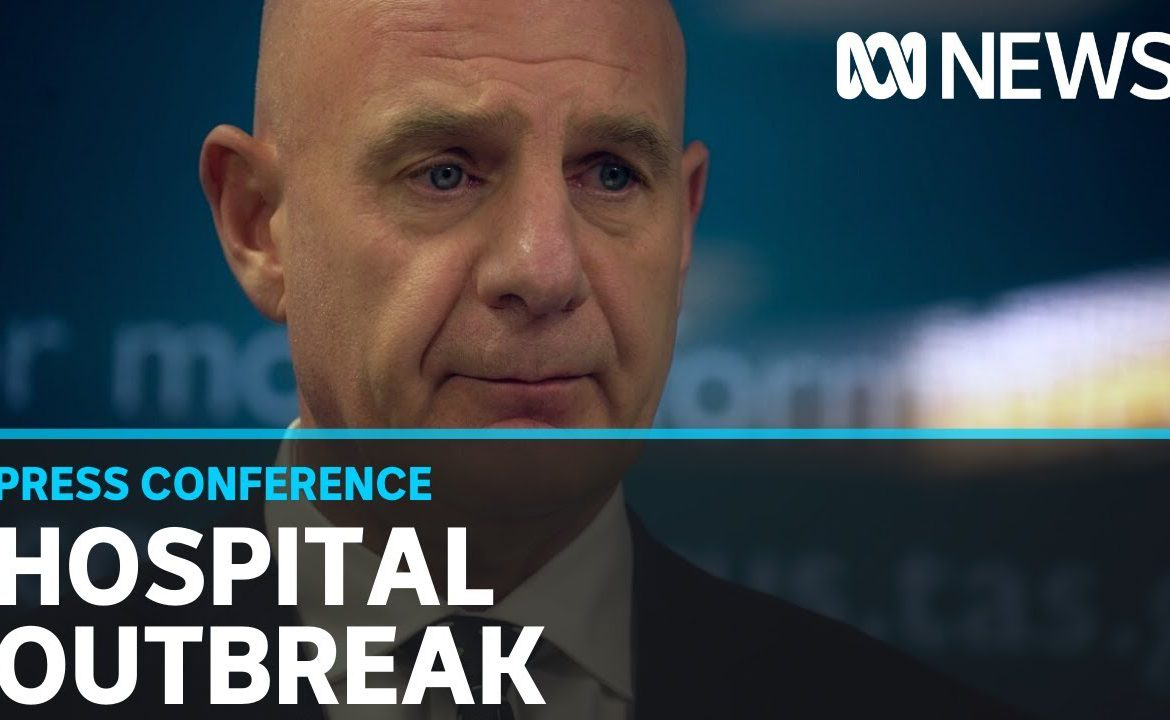 Tas Premier responds to claim COVID-19 hospital outbreak linked to 'illegal dinner party' | ABC News