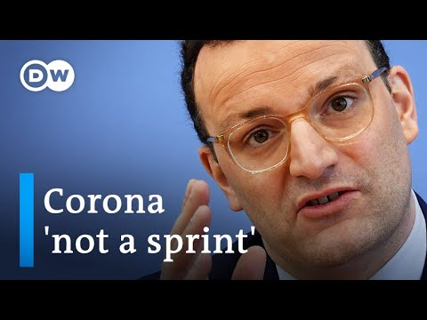 Germany eases coronavirus restrictions   Interview with Health Minister Spahn