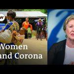UN warns of risks for women during coronavirus lockdowns | DW News