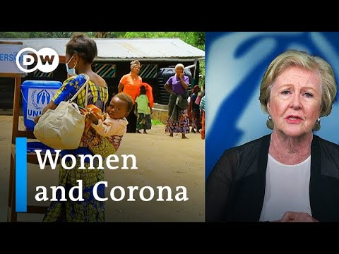 UN warns of risks for women during coronavirus lockdowns | DW News