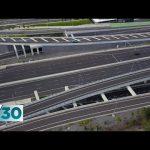 Footage shows how coronavirus has left Australian cities eerily empty   7.30
