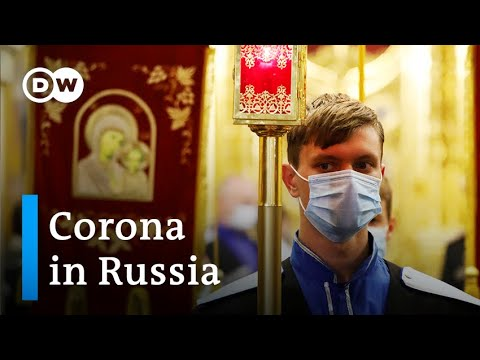 Russia reports record number of new coronavirus cases | DW News