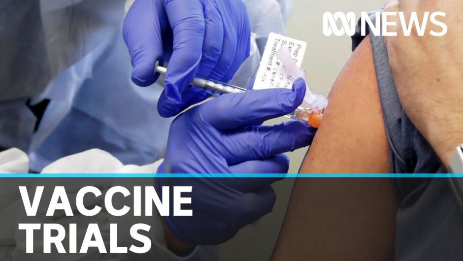 Human coronavirus vaccine trials underway in Britain | ABC News