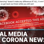 Corona check: Social media struggles to keep up with fake news | ABC News