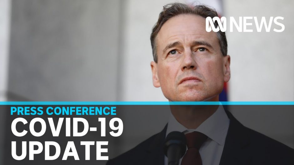 National COVID-19 update for April 13 with Greg Hunt   ABC News