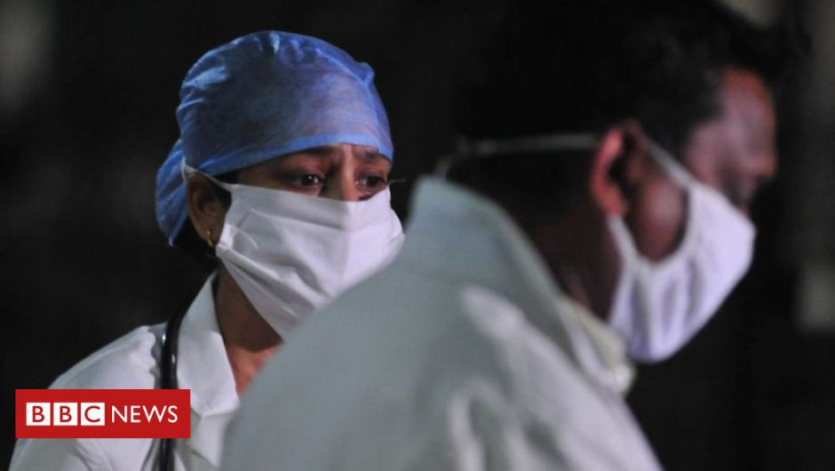India coronavirus doctors: Notes on hope, fear and longing