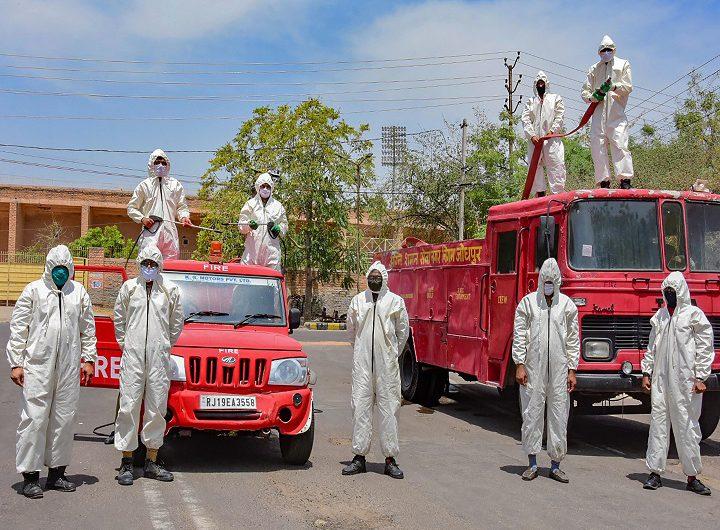 Covid-19 Cases In Delhi Cross 2000-Mark; 4 Youths Escape From Quarantine Centre