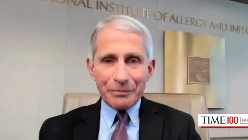 Dr. Anthony Fauci 'Not Overly Confident' With US COVID-19 Testing