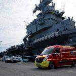 668 sailors aboard flagship Charles de Gaulle get coronavirus