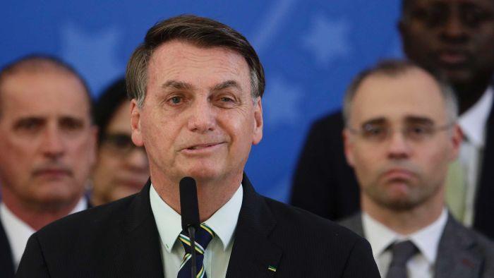 Coronavirus update: Jair Bolsonaro says 'so what' when questioned on Brazil deaths, Spain makes face masks compulsory