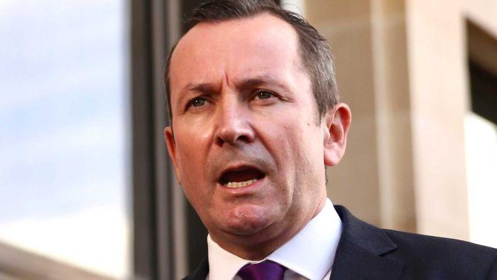 Row over coronavirus border closures escalates as WA Premier hits back at NSW with Ruby Princess jibe