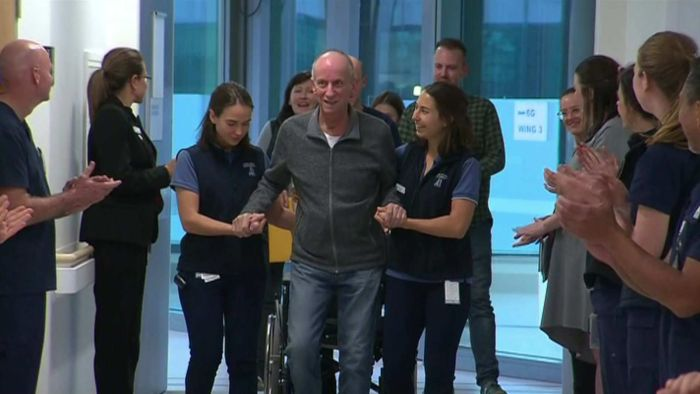 SA's last remaining COVID-19 patient leaves Royal Adelaide Hospital