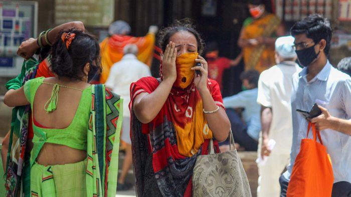 India's richest city Mumbai is rapidly turning into the world's next coronavirus catastrophe