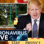 Coronavirus map LIVE: Boris's lockdown exit strategy revealed as parks opened up again | UK | News