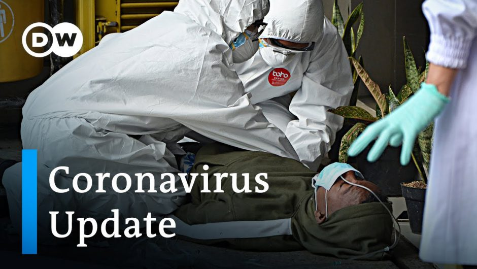 UK PM Johnson hospitalized +++ Japan to declare State of Emergency? | Coronavirus Update