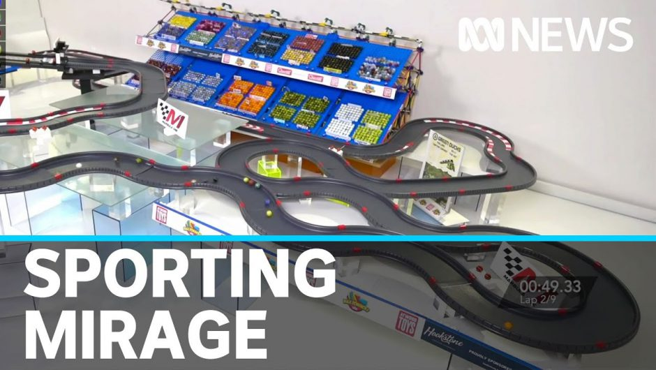 Super fans, fake games and gambling on marbles – sports in a COVID-19 world | ABC News