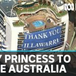 Coronavirus update 23 April: Ruby Princess departs Port Kembla for international waters | ABC News