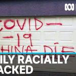 Racist vandals target Chinese-Australian family's home, rock thrown through window | ABC News