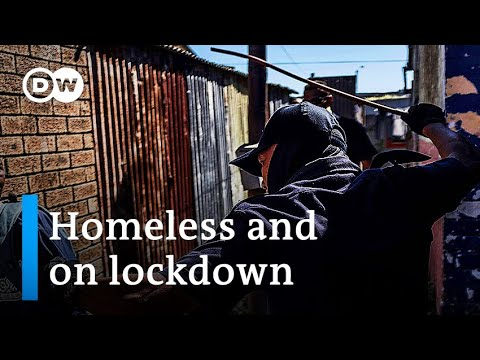 Coronavirus lockdowns spark police brutality in poor communities | DW News
