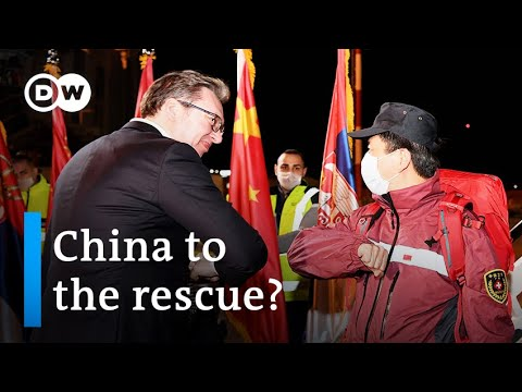 Is the coronavirus China's chance at global leadership? | DW News