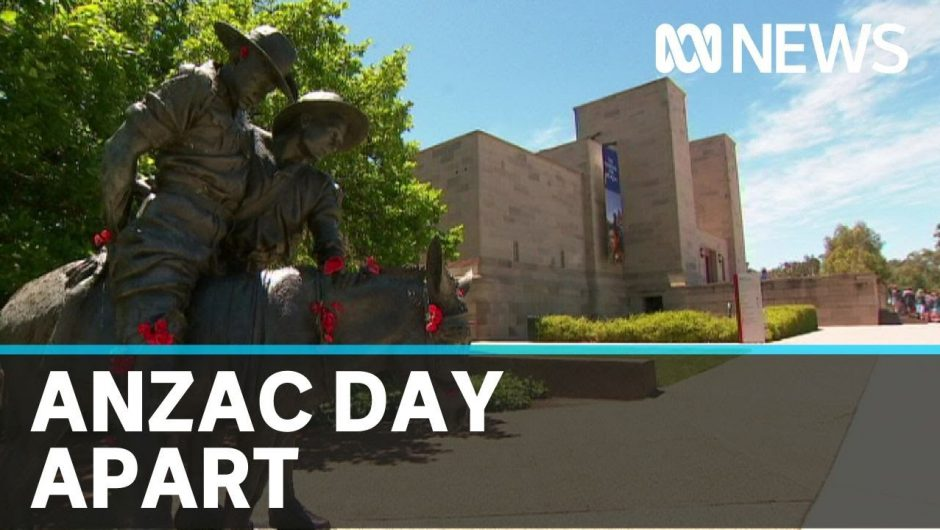 Coronavirus crisis causes biggest disruption to Anzac Day in a century | ABC News