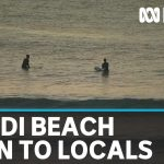 Bondi Beach re-opens after closing due to COVID-19 restrictions | ABC News