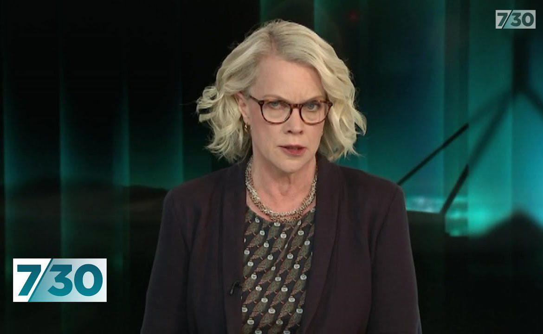 Laura Tingle looks at the politics of Virgin Australia's troubles | 7.30